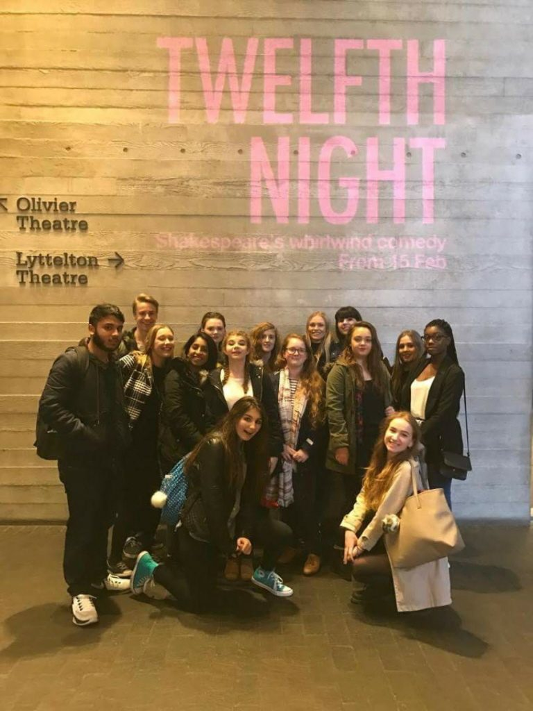 Twelfth Night – The National Theatre, London