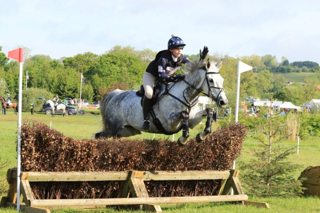 Hollie Jepson – 1st place in the Junior 100 Challenge Championship