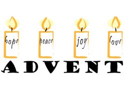 Joint Advent Service – Wednesday 13th December 2017