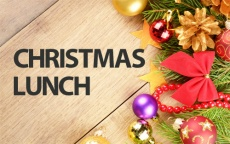 Christmas Lunch – Wednesday 19th December