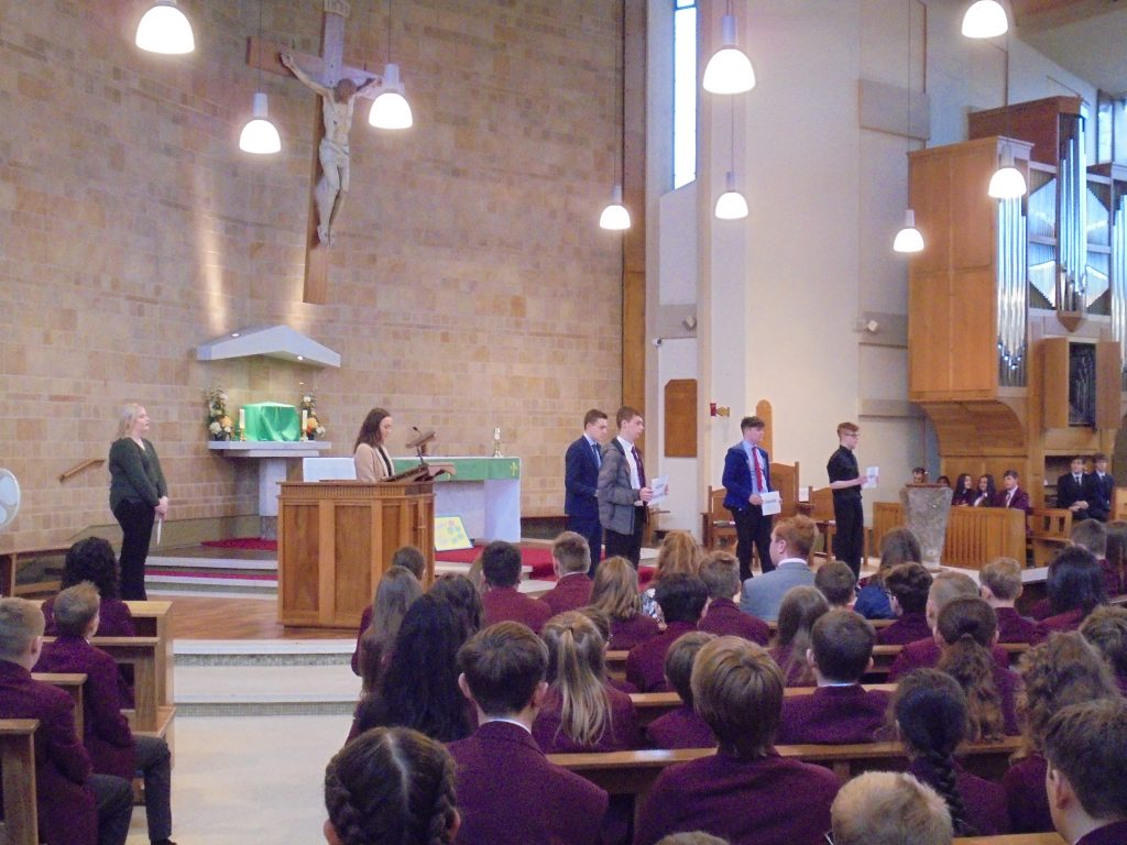 Welcome Assembly / Liturgy – 10th September 2018