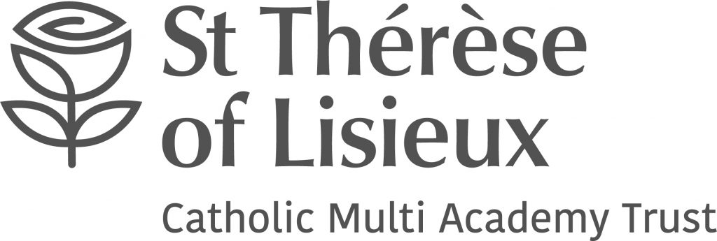 St Therese of Lisieux CMAT Logo