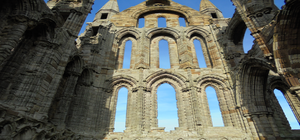 Year 8 Literary Trip to Dracula's  Home – Whitby!
