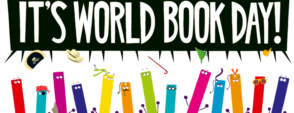 World Book Day – Thursday 5 March 2020